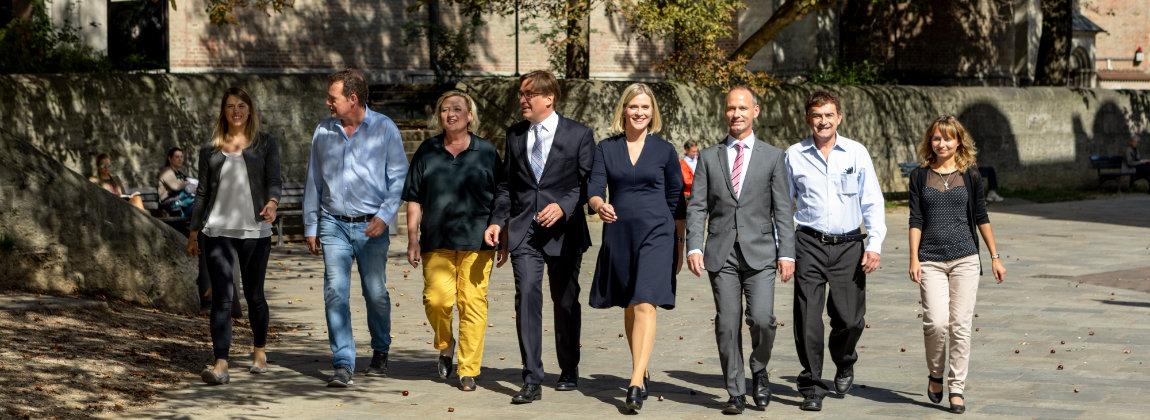 Team Steuerberatung München-Lehel Wimmer•Hoffmann•Mühlbauer Partner mbB